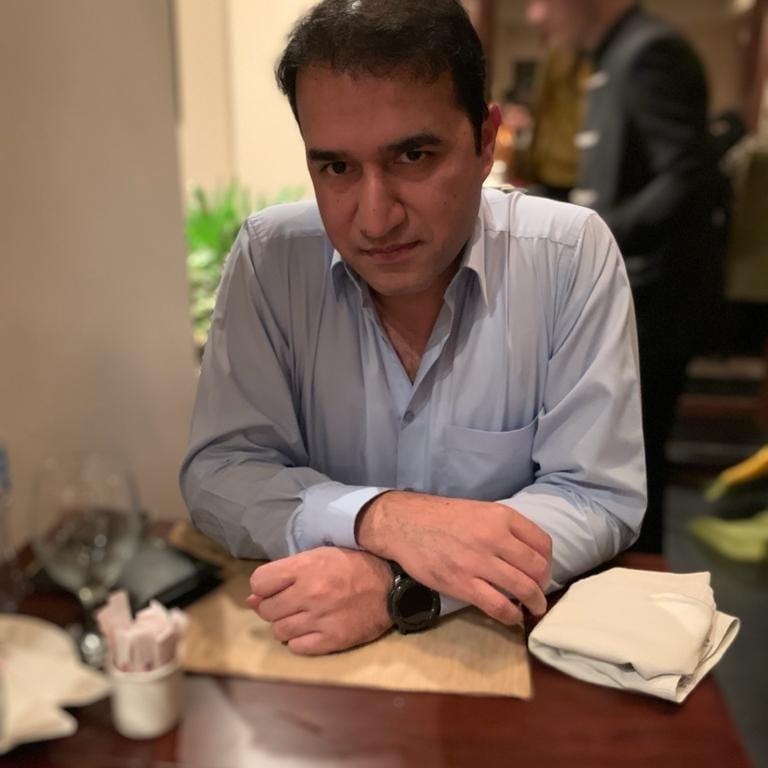 Syed Qulib Abbas
